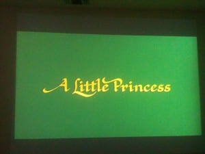 A Little Princess Movie May 2013