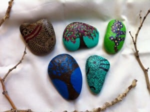 All Painted Rocks Camilla May 2016