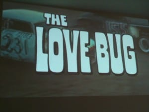 The Love Bug Movie May 2012