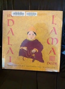The Dalai Lama Demi Book 2015