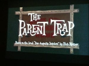 The Parent Trap Movie 2012