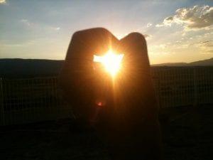 Sun Heart July 2012