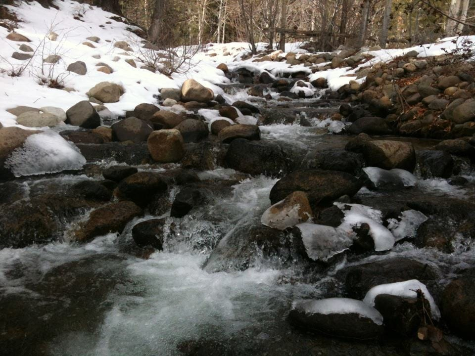 Galena Creek 2.18.12