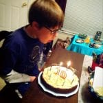 Thomas 10th Birthday 11.14.15 #2