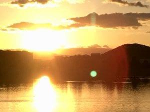 Sunset Walk Vintage Lake 5.28.18 #2